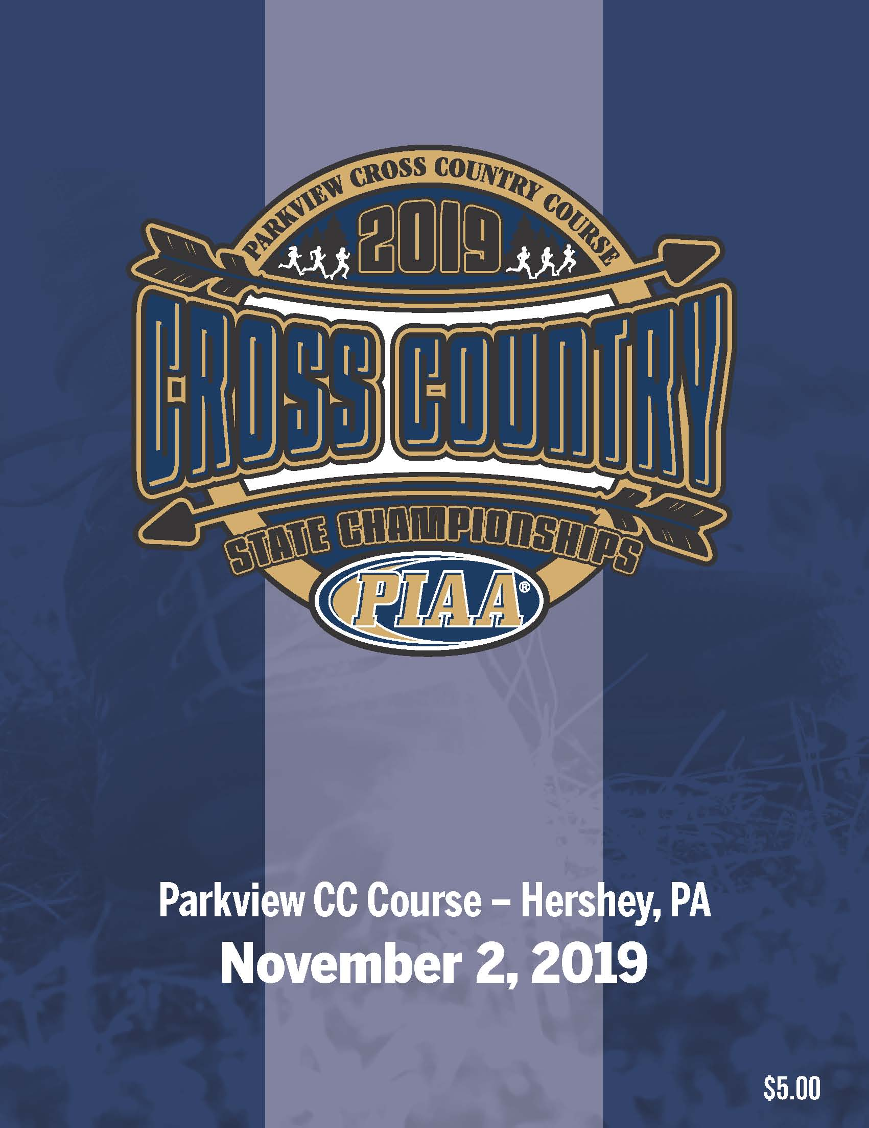 2018 Cross Country Championship Program